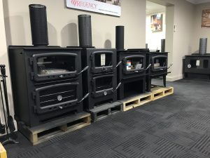 Regency Wood Heater Range in Adelaide