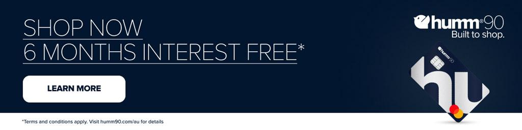 Shop now 6 months interest free 600x150 blue