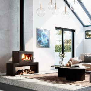 blaze b605 freestanding wood heater2