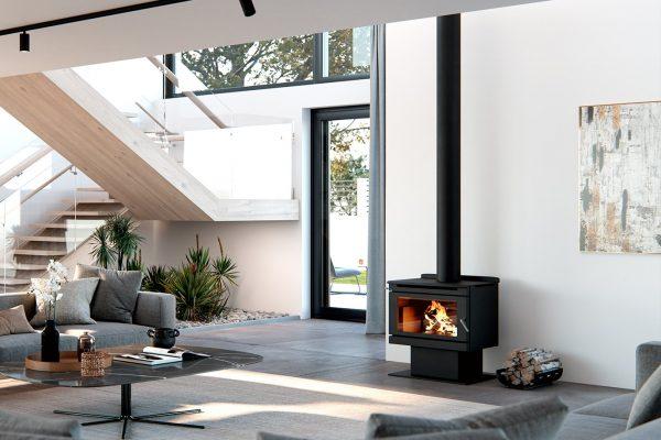 blaze b800 freestanding wood heater2