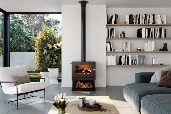blaze b900 freestanding wood heater2