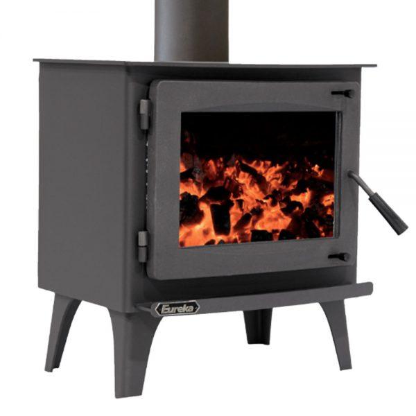 eureka jasper freestanding wood heater