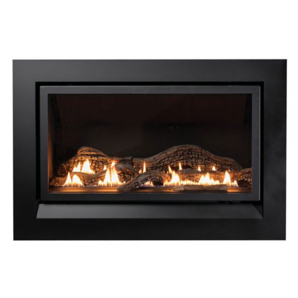 heatmaster enviro gas fireplace