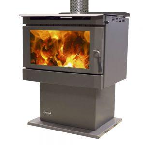 jindara barossa freestanding wood heater