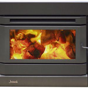 jindara barossa insert wood heater