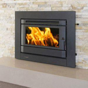 jindara barwon insert wood heater