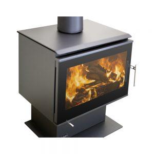 jindara grange freestanding wood heater