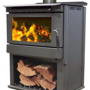 jindara homestead freestanding wood heater