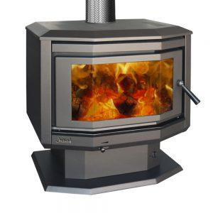 jindara pyrenees freestanding wood heater