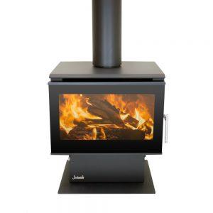 jindara spectre freestanding wood heater
