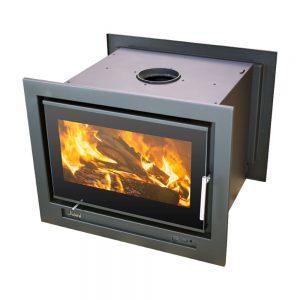 jindara spectre insert wood heater