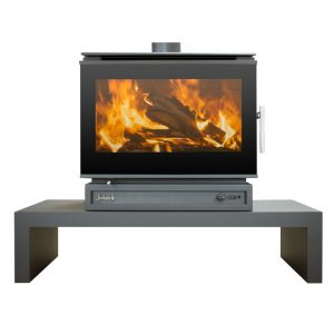 jindara spectre modular wood heater