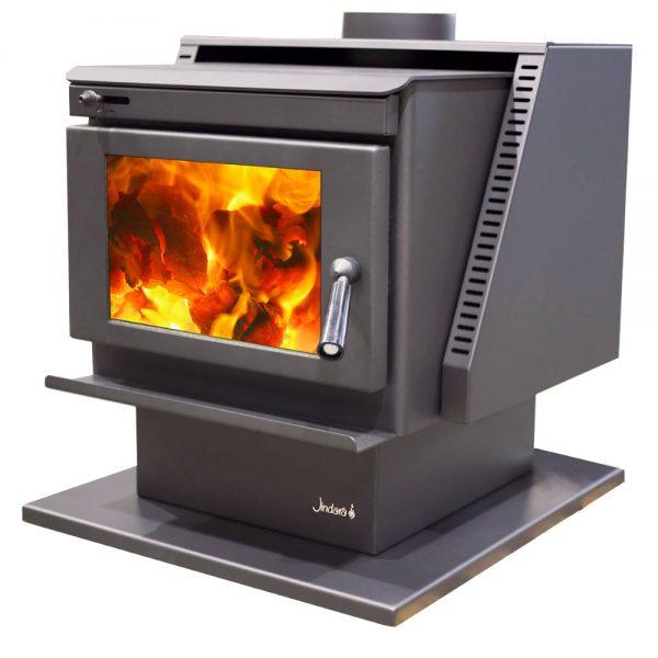 jindara sturt freestanding wood heater