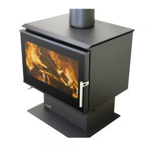 jindara tilga freestanding wood heater