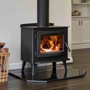 jindara townsend freestanding wood heater