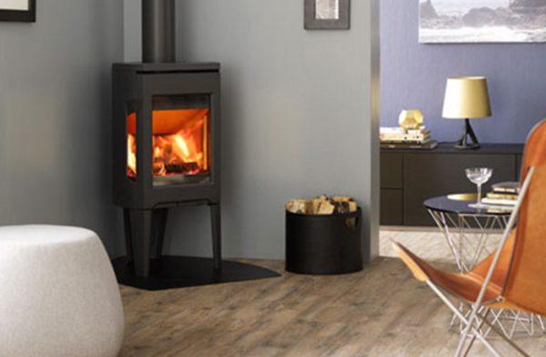 jotul F163 freestanding wood heater3