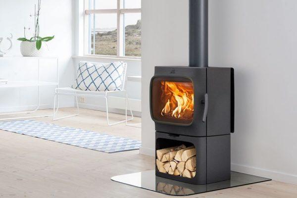 jotul F305 series freestanding wood heater4