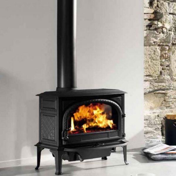 jotul F400 freestanding wood heater1