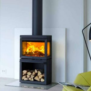 jotul F520 freestanding wood heater1