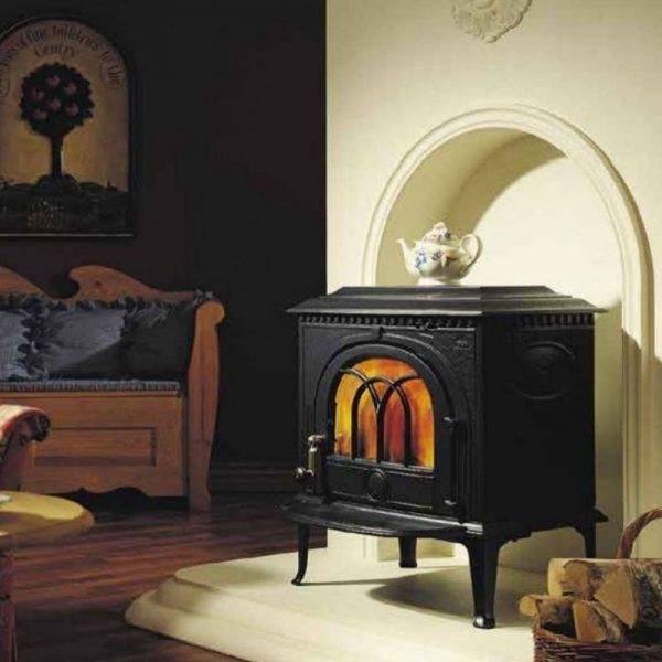 jotul F8 freestanding wood heater1