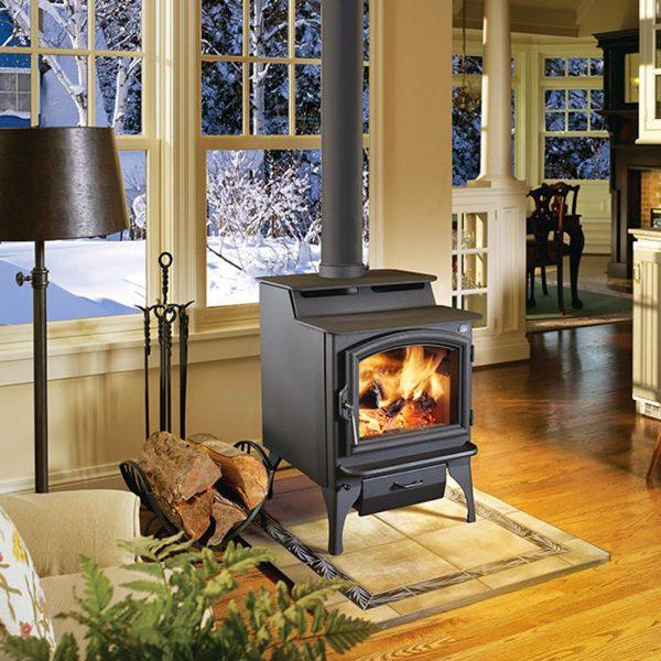 Freestanding Wood Heater Adelaide Iron