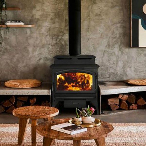 Adelaide Freestanding Wood Heater Design
