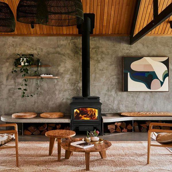 Lopi Home Design Freestanding Wood Heater Adelaide