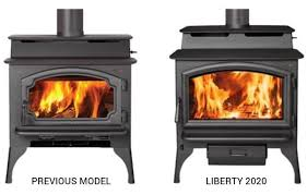 lopi liberty 2020 freestanding wood heater 5