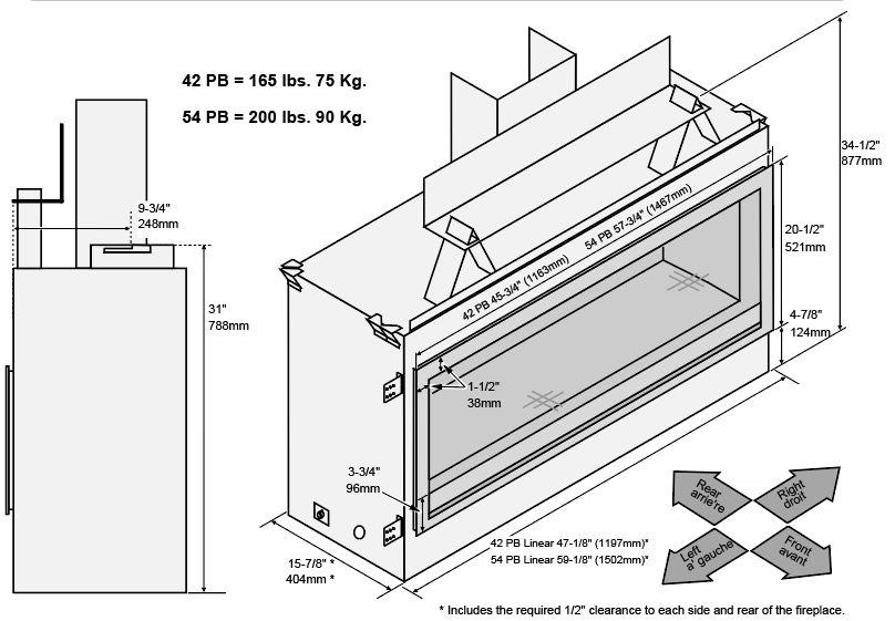 lopi probuilder 42 linear gas 3
