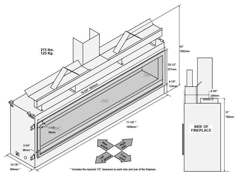 lopi probuilder 72 linear gas 3