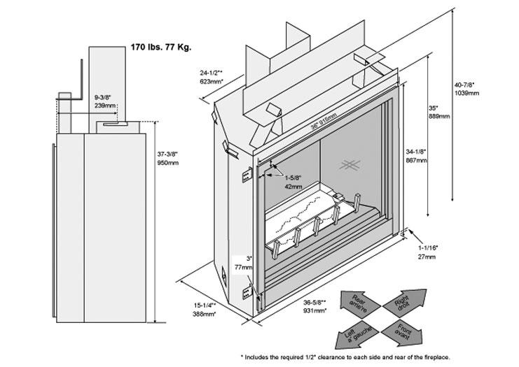 lopi_probuilder36_gas_heater_dimensions