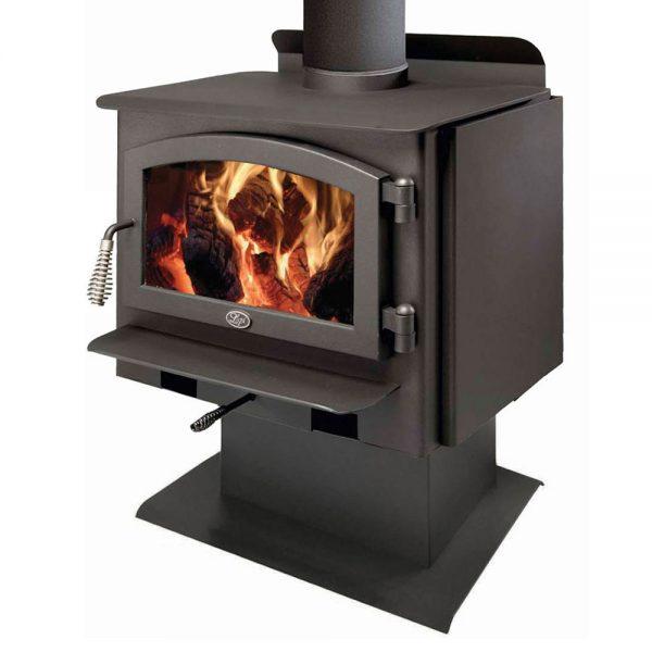 lopi_republic_1250_pedestal_freestanding_wood_heater
