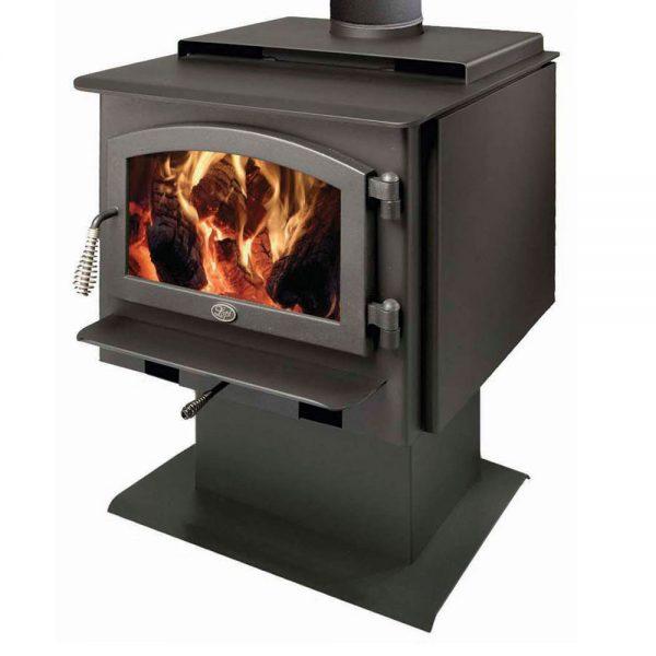lopi_republic_1750_pedestal_freestanding_wood_heater