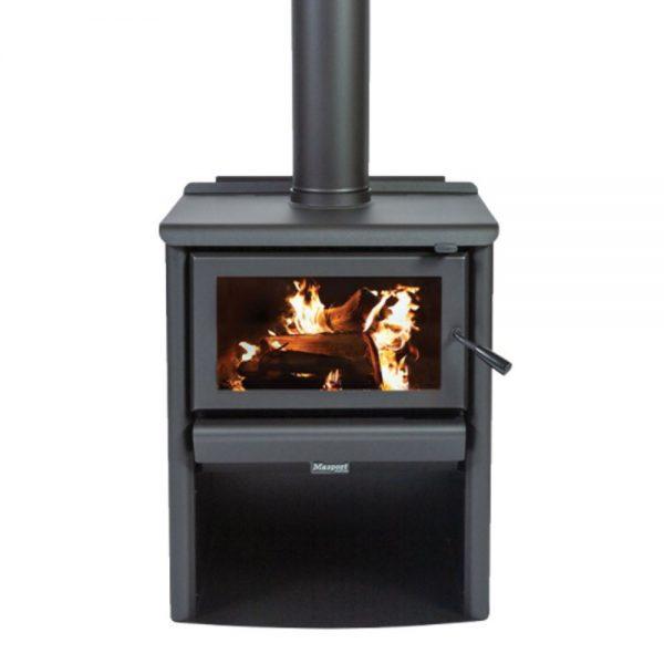 masport romsey freestanding wood heater