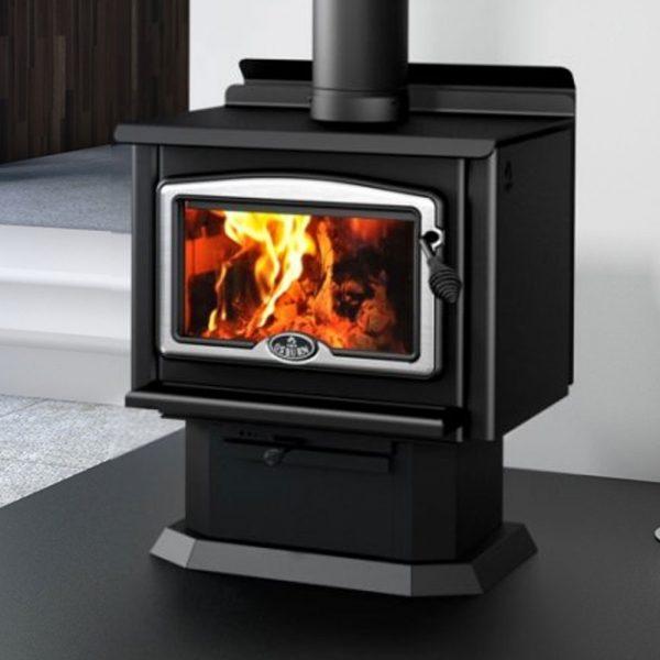 Osburn Freestanding Wood Heater Adelaide Modern