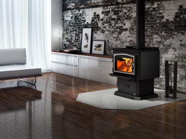 Osburn 2000 Freestanding Wood Heater Adelaide