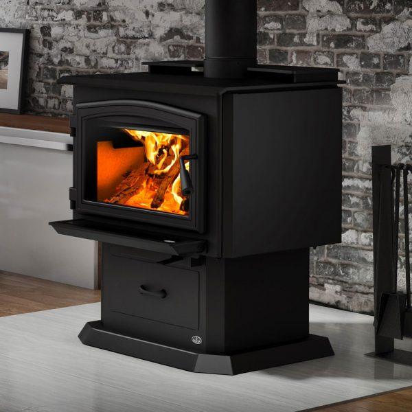 Osburn Close Up Freestanding Wood Heater Adelaide