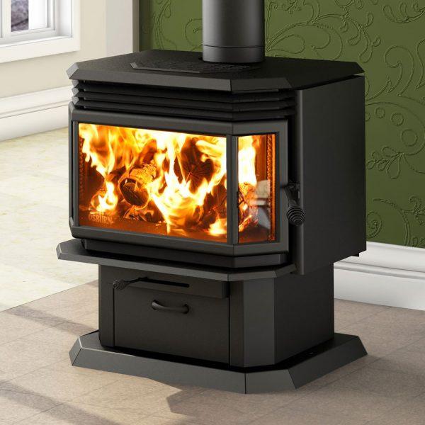 Osburn 2200 Closeup Freestanding Wood Heater