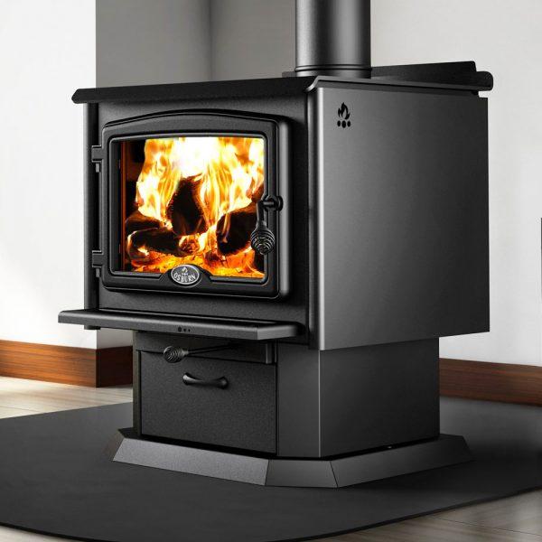 Osburn 2300 Freestanding Modern Wood Heater Adelaide