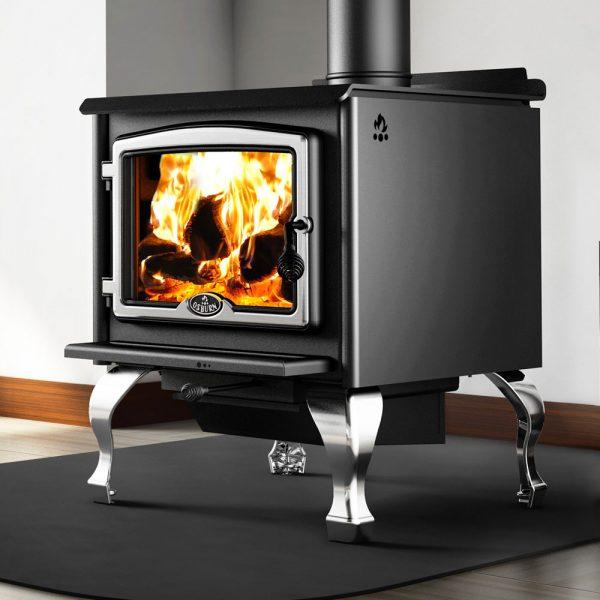 Osburn Silver Finish 2300 Wood Heater Adelaide