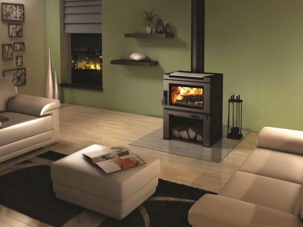Osburn Modern Design Wood Heater Adelaide