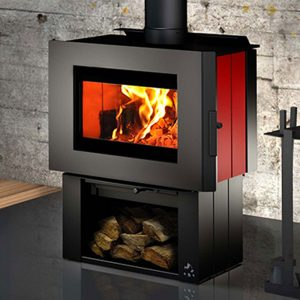 Osburn Soho Freestanding Wood Heater Adelaide