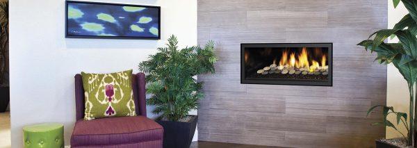 Modern Built in fireplace Adelaide