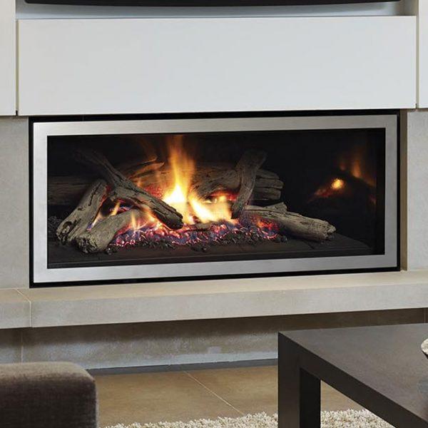 Regency Modern Built In Fireplace Luxury Adelaide Design
