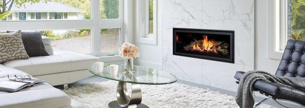 Regency Gas Fireplace Modern Style Adelaide