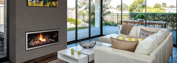 Modern Home Adelaide Regency Fireplace Gas Heater