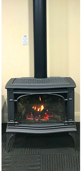 Traditional Freestanding Wood Heater in Adelaide